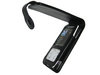 View Item BLACK Genuine Leather Case + FREE screen protector for Sony Walkman Video NW-A800, NW-A805, NW-A806 &amp; NW-A808 NWA800, NWA805, NWA806 &amp; NWA808